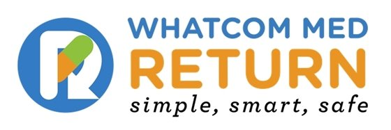 Whatcom Med Return. Simple. Smart. Safe