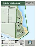 Lily Point Marine Park map icon 122x160
