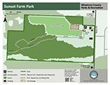 Sunset Farm Park map icon 160x124
